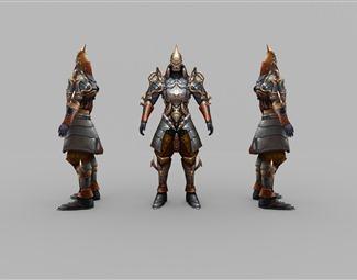 现代人物角色3D模型下载