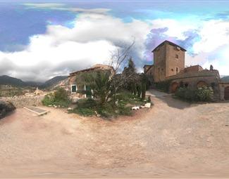 城市户外3D贴图