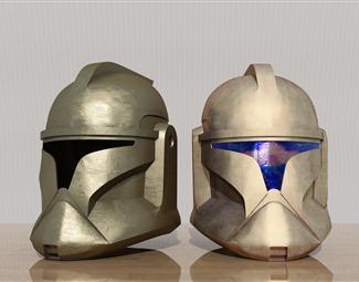 现代头盔3d模型3D模型下载
