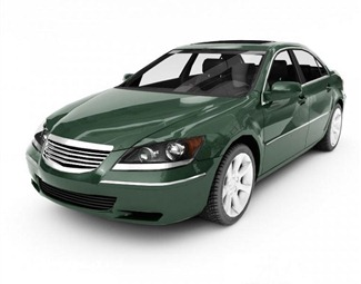 现代时尚汽车3D模型下载